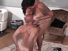 Submissive Guy Fucked By His..