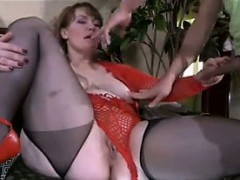 Big Horny Mother Gets Fucked..