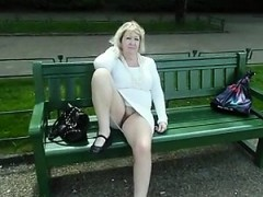 goldenpussy outdoors