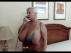 Ancient ugly fat MILF fucked