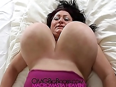 BBW relating to big boobs..