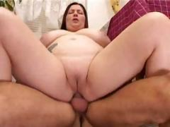 BBW With Big Bowels Fucking..