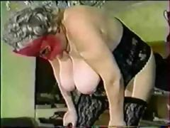 Italian Camouflaged Grandma..